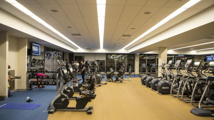 Fitness Centre - Level 2 (Mask Optional)