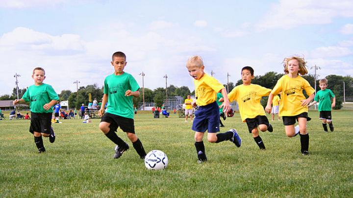 Drop-in Soccer (Youth)