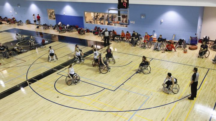 Drop-in Parasport