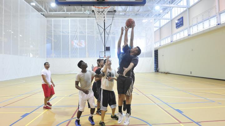 Drop-in Basketball (All Access - Adult 17+)