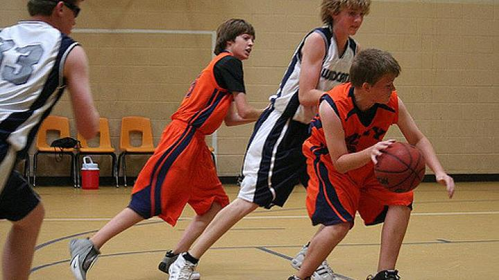 SKILLS: Basketball (Child 9-12)