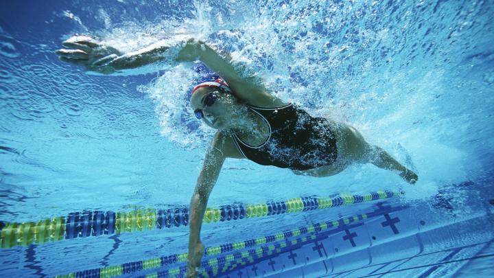 Lane Swim Deep Water (Women's Only)
