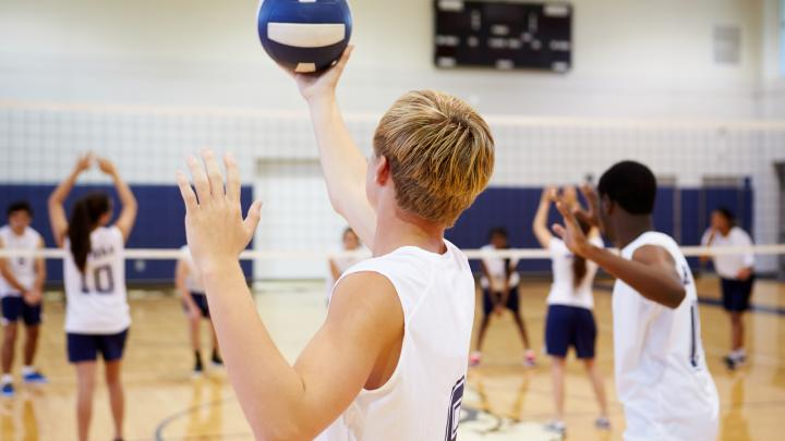 Drop-in Volleyball (13-17 yrs)
