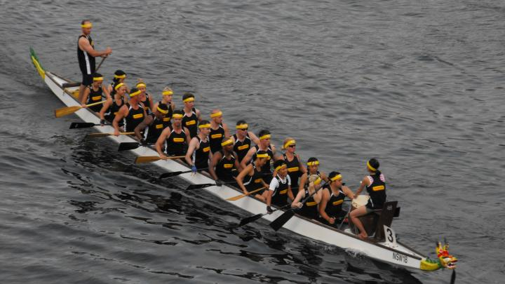 Learn to Dragon Boat