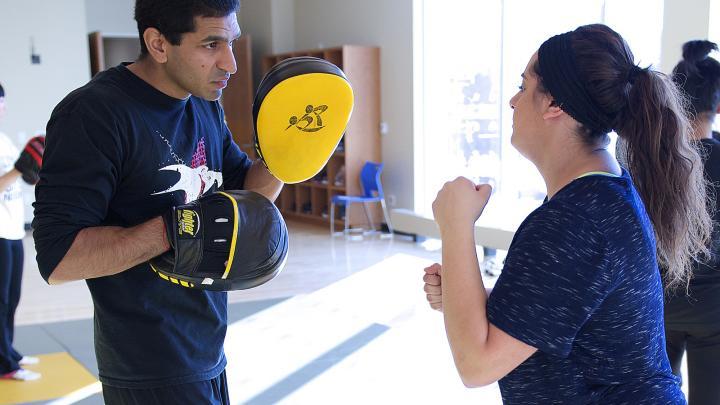 Fitness Kickboxing (UTSC)