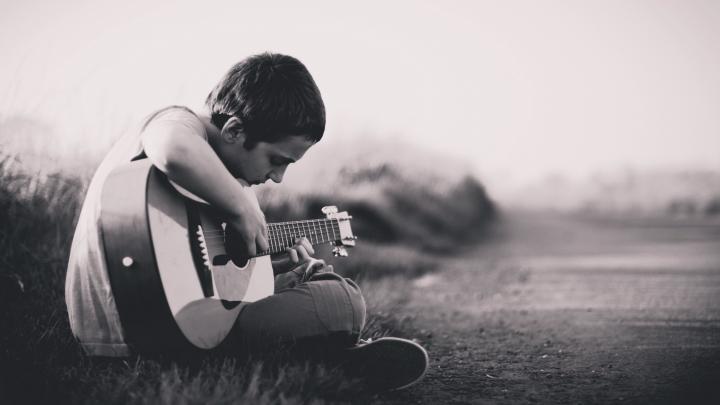 Music Making w/Caregiver (3-5yrs)