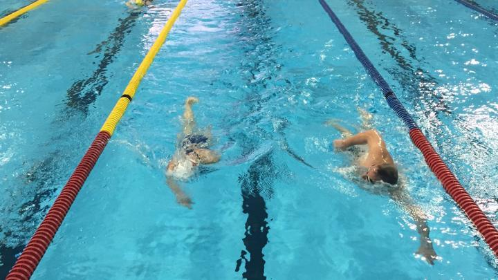 Lane Swim - 25M - Short Course - Shallow