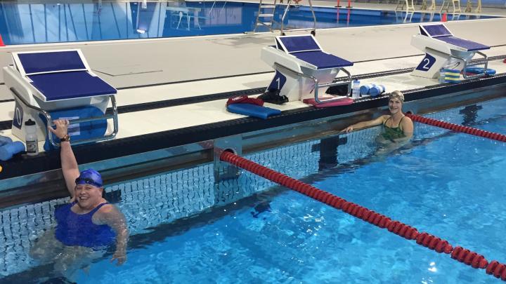 Lane Swim (Female Only) - Short Course - Mid Depth 1.23M