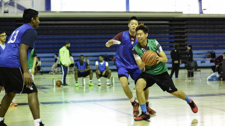 Interhouse - Basketball