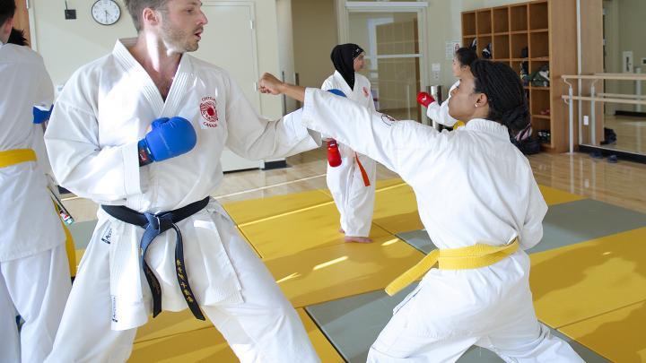 Karate (Child 4-5)