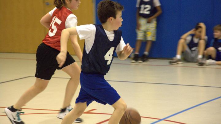 Drop-in Basketball (Child 10-14)