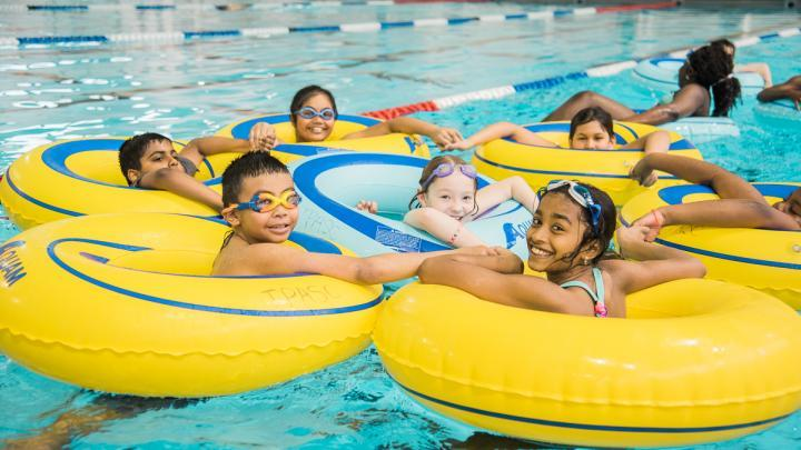 Leisure Swim (Shallow Only)
