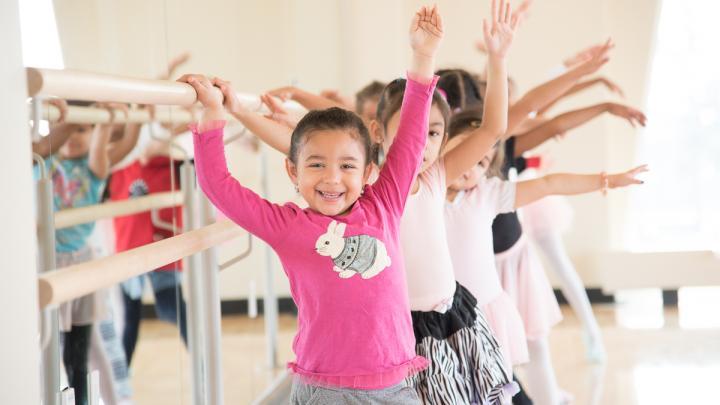 Ballet (Child 3)