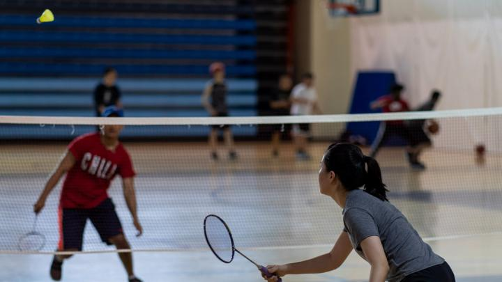 Drop-in Badminton (UTSC)
