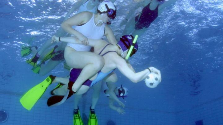 Underwater Rugby (UTSC)