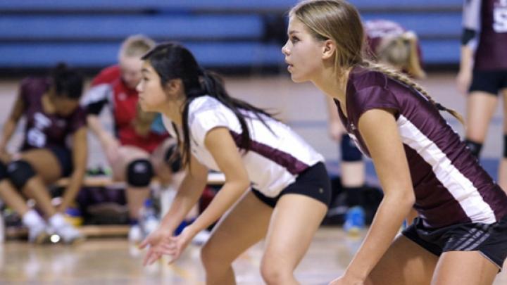 Interhouse - Volleyball